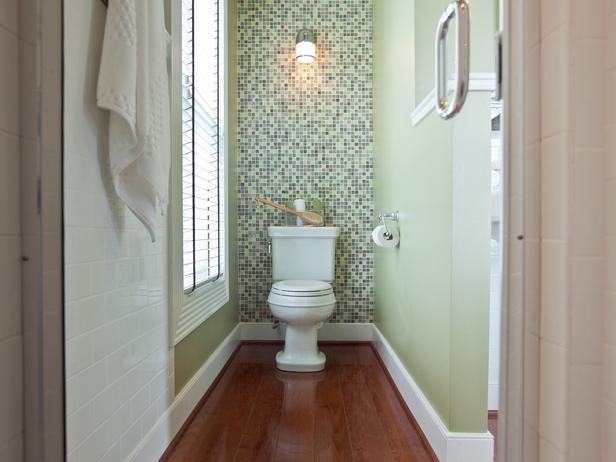 Bathroom Accent Wall 3 diy bathroom accent wall ideas