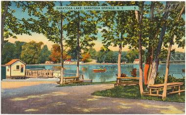 Saratoga Lake NY