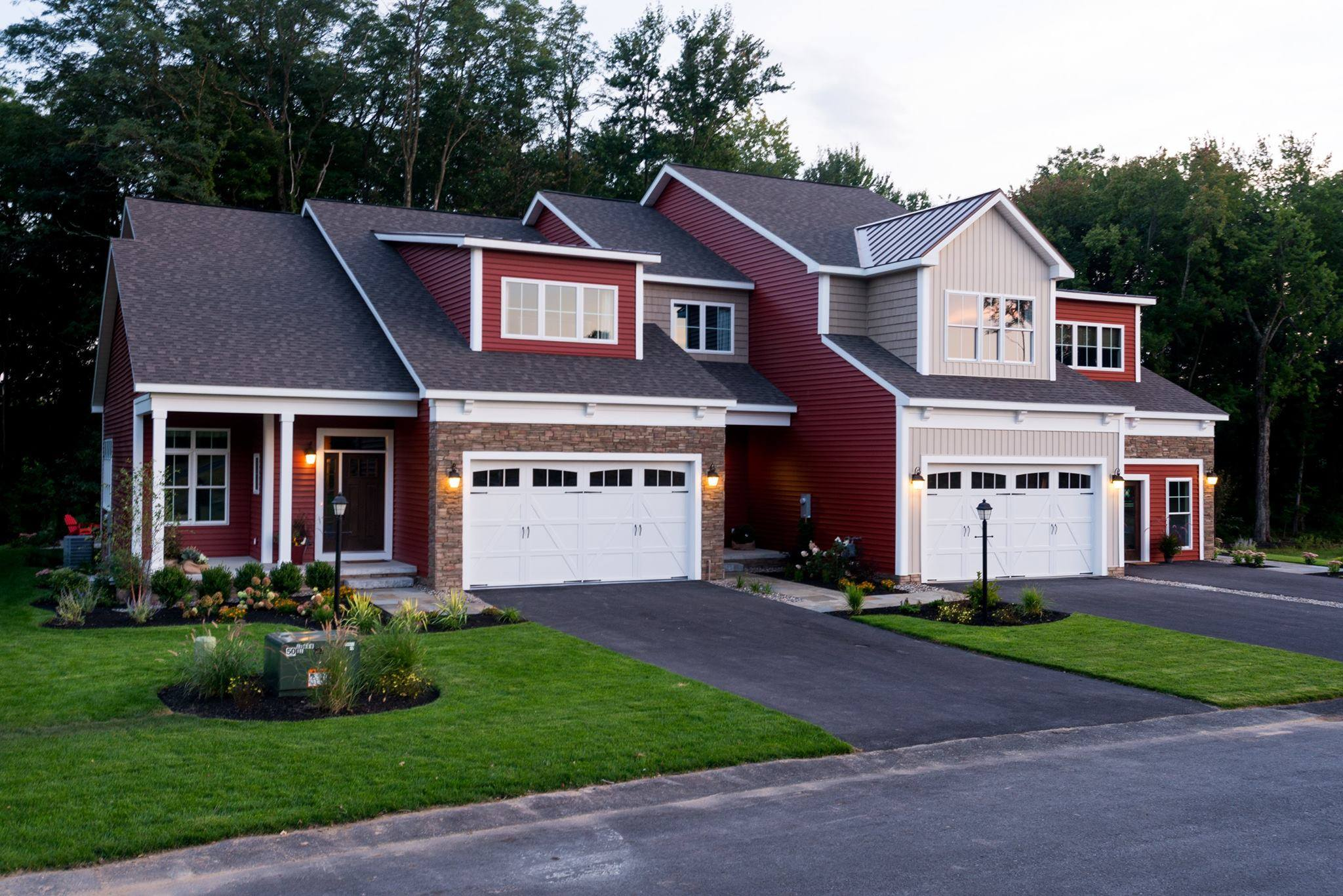 Townhome Exterior-1