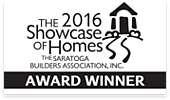 The 2016 Showcase of Homes - Award Winner