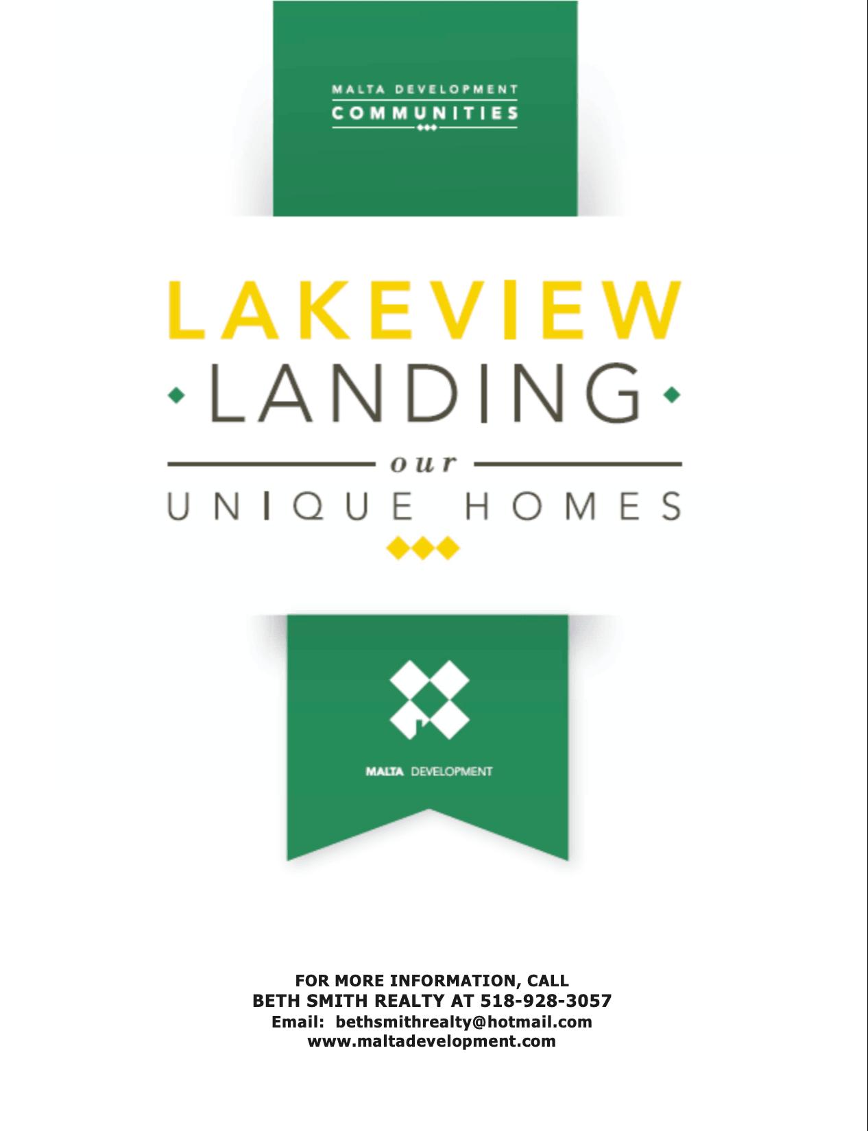 Lakeview Landing Brochure