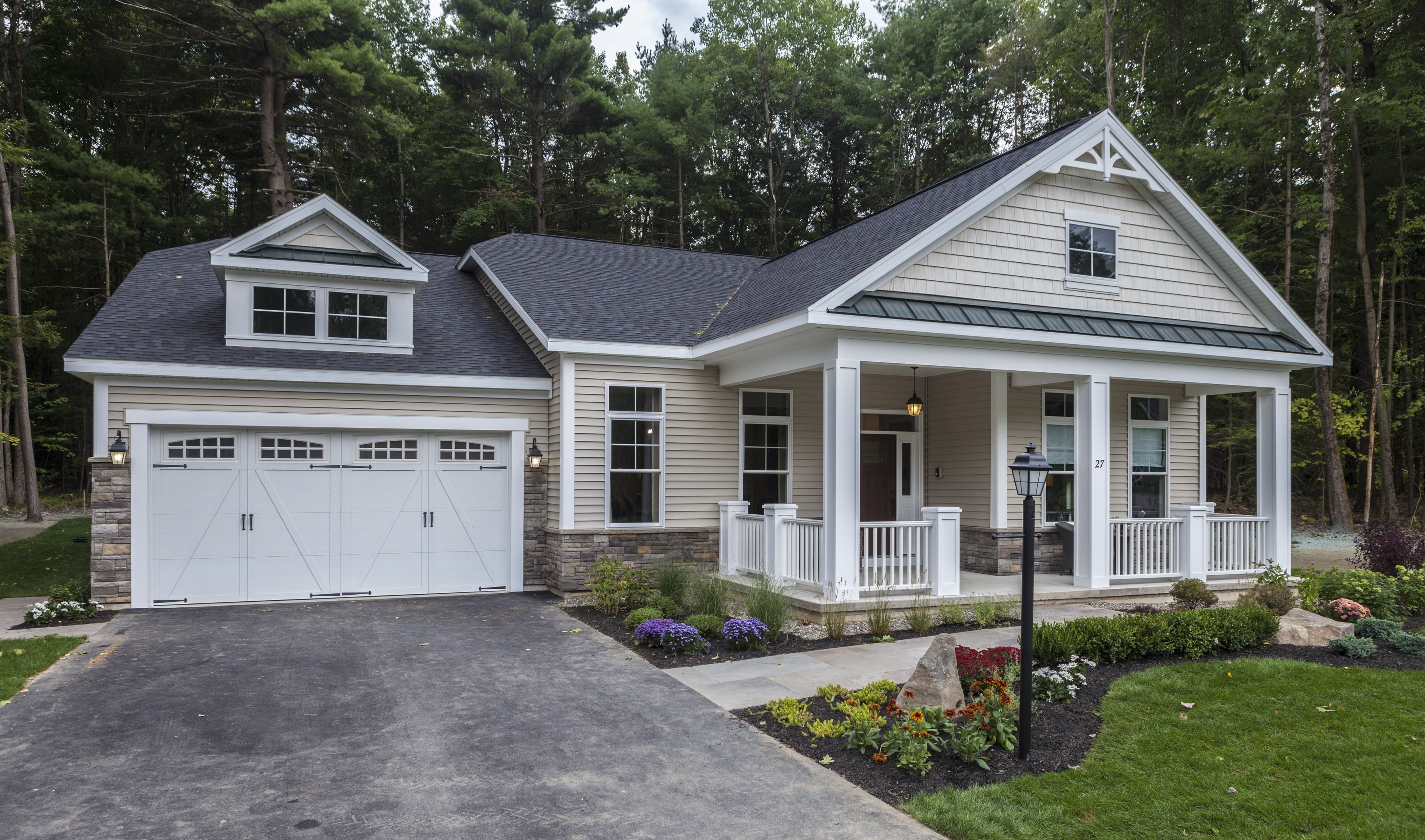 Carriage House Plans Model Homes Malta Development Electrical Contractor Quality Plan Home Showcase